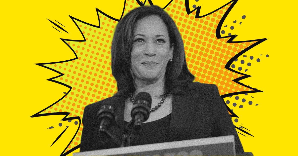 How the Right is Attempting to Undermine Kamala Harris, Both Online & Off